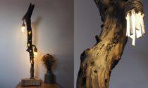 Petr Kopecký a ukázka jeho tvorby ze dřeva pod značkou EnjoyTimber