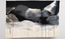 Gabriela Pustková aukázka jejích ručně tkaných gobelínů
