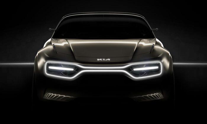 Kia ukázala elektricky poháněný koncept Imagine naznačující budoucnost značky