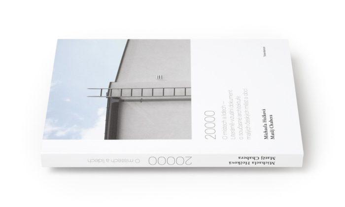 Kniha 20000 zachycuje jedinečnou architekturu ve20 českých městech aobcích