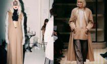Ukázka z výstavy Margiela, the Hermès years