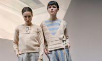Monika Novakova ajejí módní kolekce (RE)LINE(N)