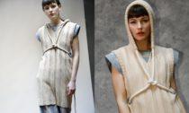 Monika Novakova a její módní kolekce (RE)LINE(N)