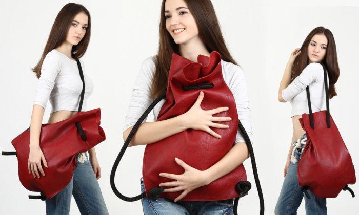 Multibags jsou české multifunkční kabelky kombinované staškou abatohem