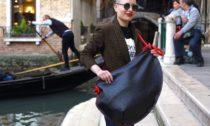 Franco Arazzi a jejich multifunkční kabelka, taška a batoh Multibags