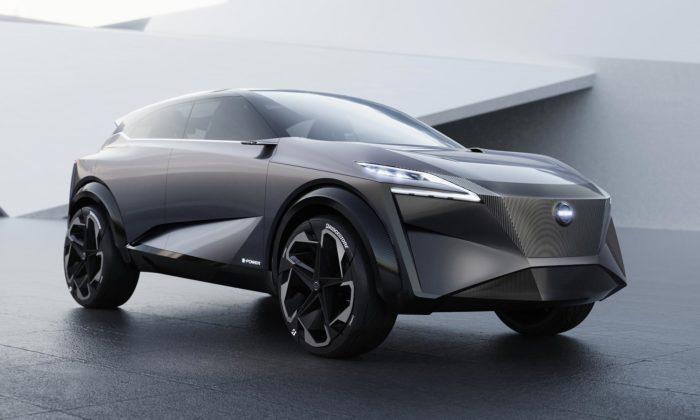 Nissan představil koncept IMQ ukazující odvážný směr designu značky