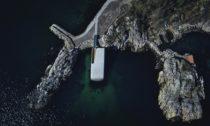 Podvodní restaurace Under v Norsku od ateliéru Snøhetta