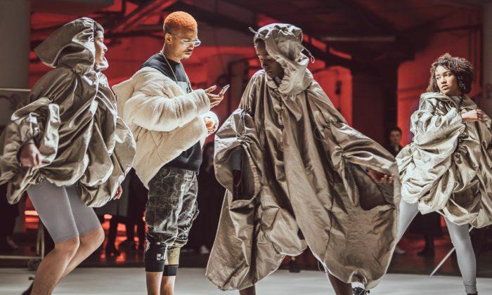 Česká módní kolekce Audire Fluctus má chránit před elektromagnetickým vlněním