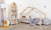 Ukázka dětského nábytku české značky Benlemi