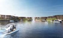 BIG a projekt plovoucího města Oceanix City