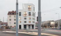 Brněnské Urban Infill Lofts od Chybík + Krištof