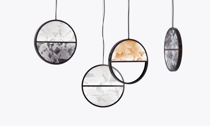 Brokis představuje vMiláně nové kolekce svítidel vyrobené izrecyklovaného skla