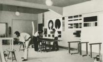 Ukázka z výstavy Bauhaus v Design Museum Danmark