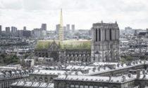 Katedrála Notre-Dame podle studia NAB
