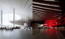Shanghai Grand Opera House od ateliéru Snøhetta