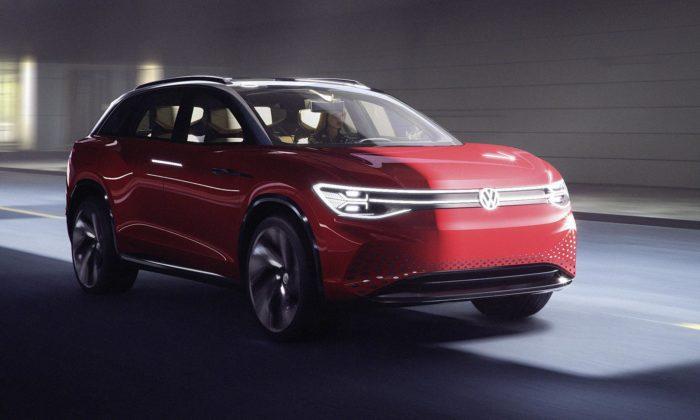 Volkswagen ukazuje konceptem I.D. ROOMZZ budoucnost svých SUV