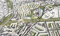Vítězný návrh na Brno Špitálka od studia Aulík Fišer architekti
