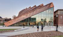 Isenberg School of Management Business Innovation Hub od ateliéru BIG