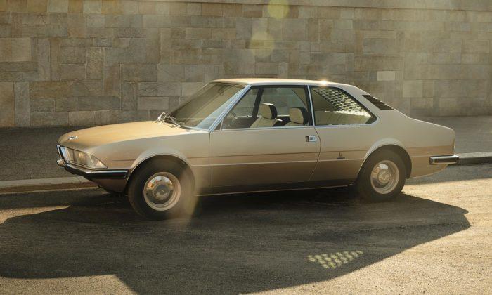 BMW oživilo téměř 50 let ztracený vizionářský koncept vozu Garmisch