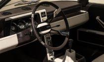 Koncept vozu BMW Garmisch