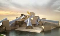 Guggenheim Abu Dhabi odarchitekta Franka Gehryho