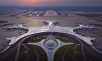 Harbin Airport T3 odateliéru MAD