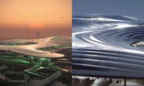 Harbin Airport T3 od ateliéru MAD