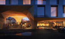 Hotel Tórshavn od architektů z Henning Larsen
