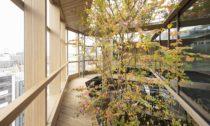 Kojimachi Terrace v japonském Tokiu od studia Nendo