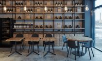 Kolby Wine Bar vPraze naRohanském nábřeží