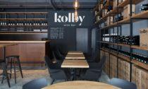 Kolby Wine Bar v Praze na Rohanském nábřeží