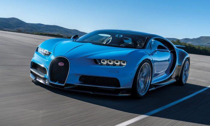 Tři vozy Bugatti aikonické americké vozy míří namotoristickou slavnost Legendy