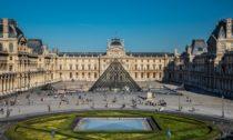 Pyramida v Louvre od Ieoh Ming Pei Foto: Oliver Ouadah
