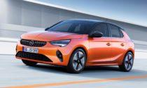 Opel Corsa-e šesté generace