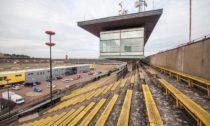 Velký strahovský stadion, foto: Radomír Kočí