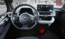 Koncept malé elektrické dodávky Renault EZ-Flex
