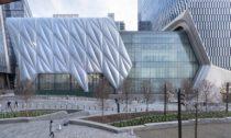 The Shed v New Yorku od ateliéru Diller Scofidio + Renfro
