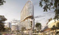 UNStudio a jejich návrh na Karle Town Centre ve městě Bangalore