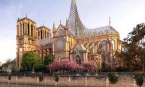 Vincent Callebaut a jeho návrh na dostavbu katedrály Notre-Dame