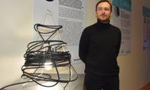 1. místo v soutěži Werk Design: Michael Rosa – svítidlo Industrial Beauty