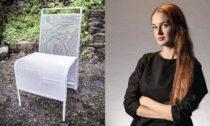 2. místo v soutěži Werk Design: Julia Polok – židle Stella