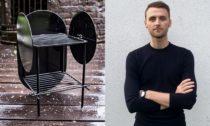 3. místo v soutěži Werk Design: Dominik Uhlíř – víceúčelový stolek Kumo