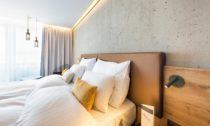 Interiér pokojů Hotelu Voroněž