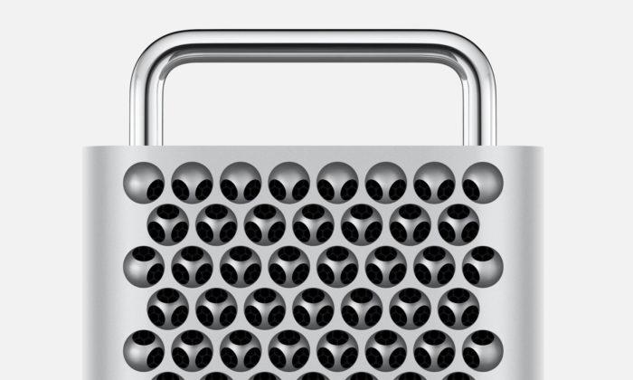 Apple představil počítač Mac Pro snovým designem acenou okolo milionu
