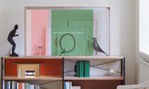 Daniel Rybakken a koncept transparentní OLED televize Panasonic