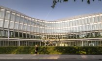 Nové sídlo pro Mezinárodní olympijský výbor v Lausanne od 3XN