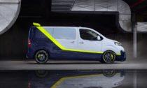Opel a studie O-Team Zafira Life