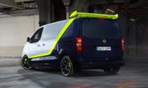 Opel astudie O-Team Zafira Life