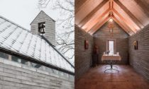 Rodinná kaple Sedlčany od OTA atelier