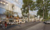 Tour Triangle v Paříži od architektů Herzog & de Meuron